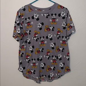 Mickey All Over Print tee